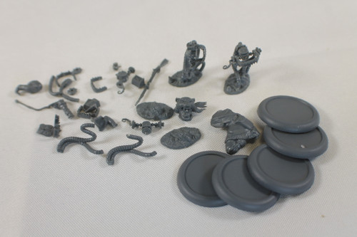 Malifaux Guild Pathfinder and Clockwork Traps [U-B8S4 283751]