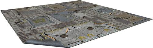 Terrain/Scenery: Battle Systems: Frontier Sci-fi Gaming Mat (2' x 2')