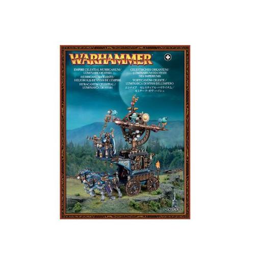 Warhammer: Age of Sigmar: Grand Alliance: Order - Cities of Sigmar Celestial Hurricanum/Luminark of Hysh