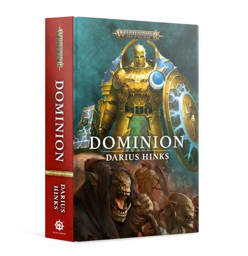 Black Library: Dominion (HB)