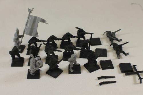 Warhammer AoS Free Guild Plastic Handgunners OOP (16) [U-B8S5 282330]