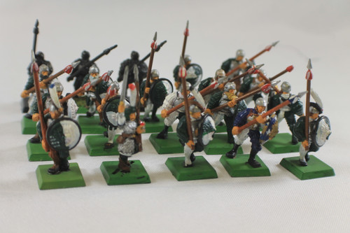 Warhammer AoS Freeguild Guard with spears [U-B8S5 283503]