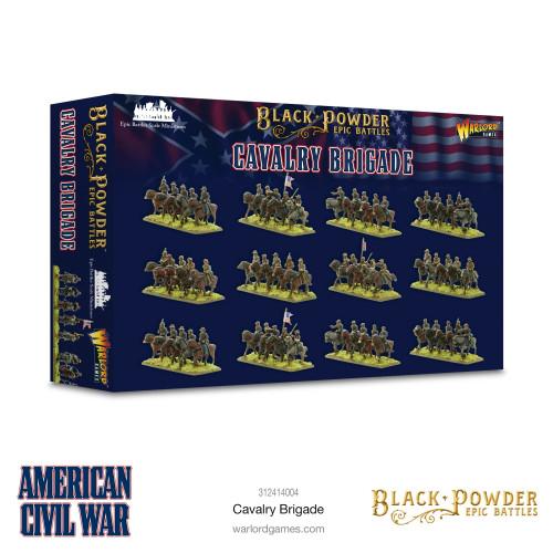 Black Powder: Epic Battles: American Civil War Cavalry Brigade