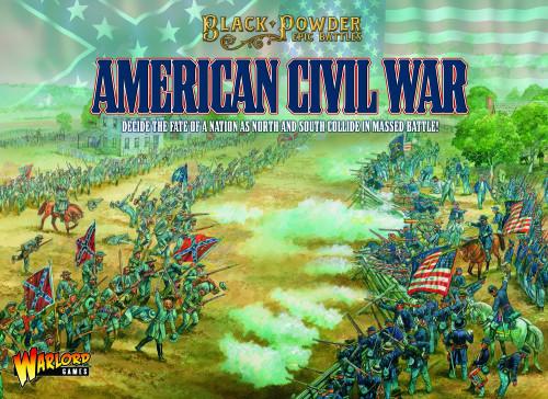 Black Powder: Epic Battles: American Civil War Starter Set