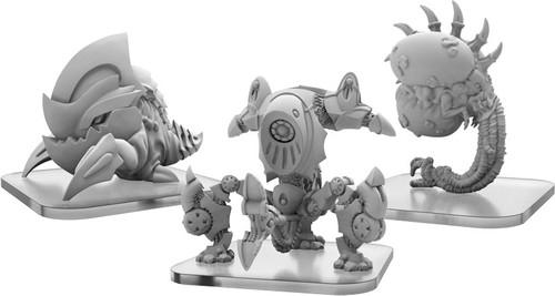 Monpoce: Destroyers - Chomper, Stomper and Reaper (Alternate Elite Units)