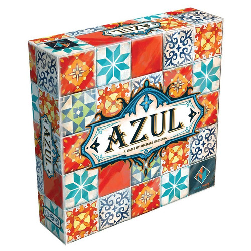 Board Games: Staff Recommendations - Azul