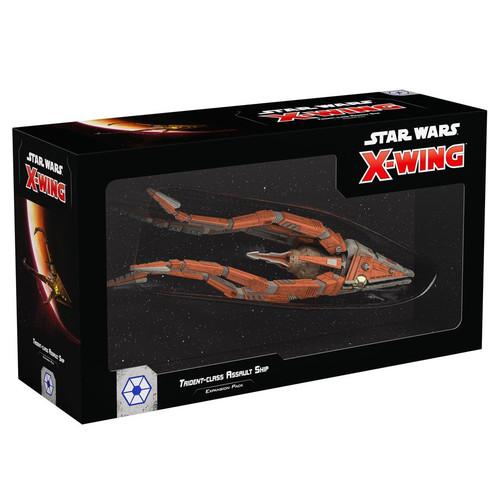 Star Wars X-Wing: Trident-class Assault Ship