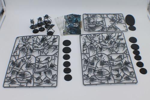 Warhammer AoS Nighthaunt Lot - Night of Shrouds, Reapers, Spirit Torment, Cards [U-B5S2 285262]