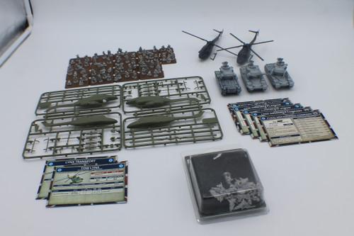 Team Yankee British Lot - Lynx HELARM Flight, Milan Group, Mechanized Company [U-B7S4 283640]