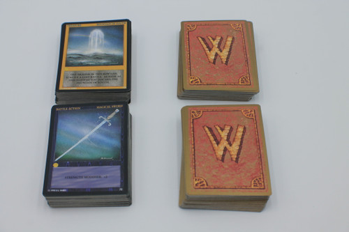 Wyvern CCG Card Lot (187 cards) [U-B8S5 285276]