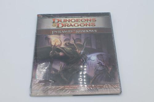 D&D 4th Edition Pyramid of Shadows Sealed [U-B5S3 285274]