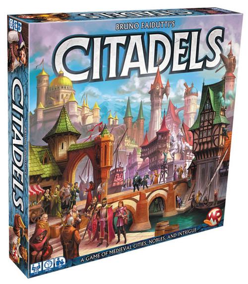 Card Games: Staff Recommendations - Citadels (2016 Edition)