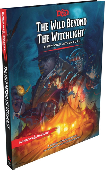 (Preorder) Dungeons & Dragons: Books - The Wild Beyond the Witchlight - A Feywild Adventure (HC)