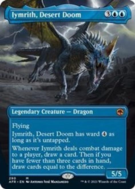 Iymrith, Desert Doom (Borderless) - Adventures in the Forgotten Realms