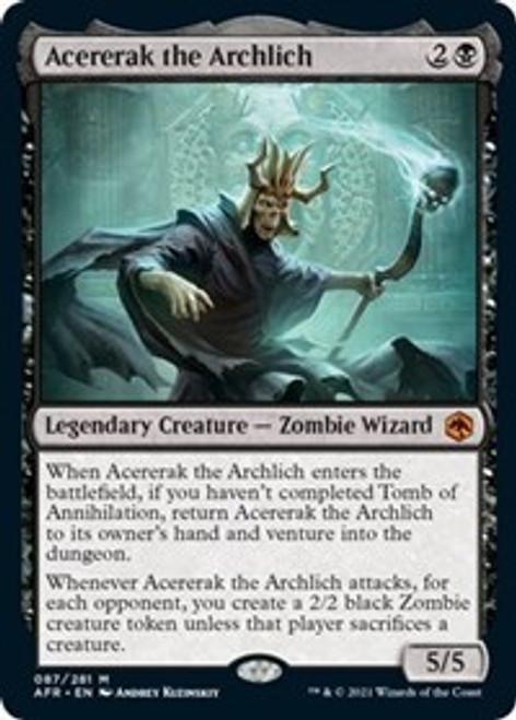 Acererak the Archlich - Adventures in the Forgotten Realms