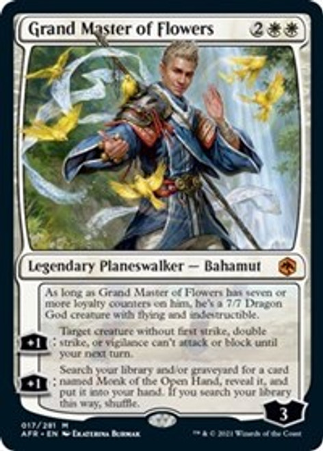 Grand Master of Flowers - Adventures in the Forgotten Realms