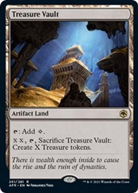 Treasure Vault - Adventures in the Forgotten Realms