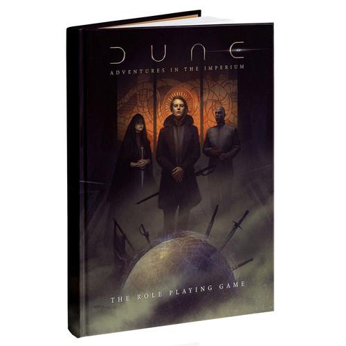 Miscellanous RPGs: Dune RPG Core Rulebook