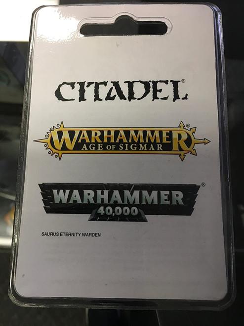 Warhammer: Age of Sigmar: Grand Alliance: Order - Seraphon Saurus Eternity Warden