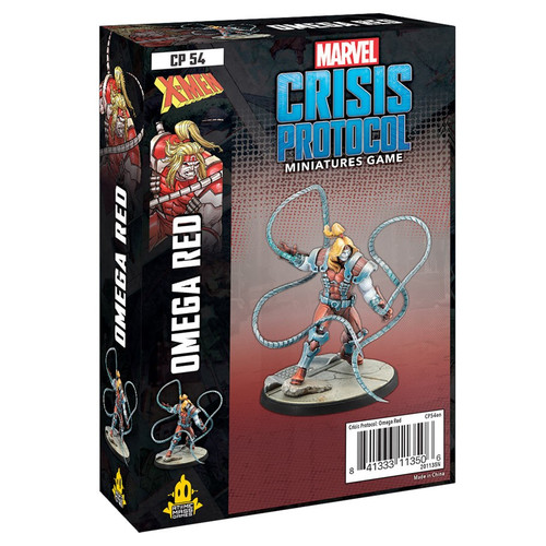 Marvel: Crisis Protocol: Omega Red Character Pack