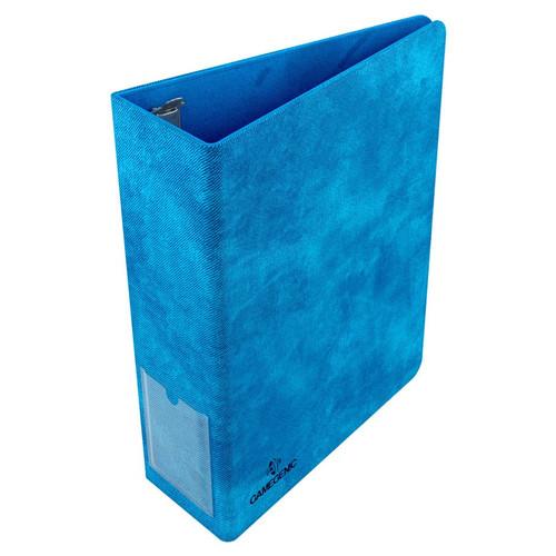 Card Binders: Blue Prime Ring-Binder