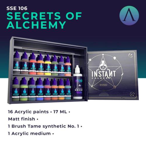 Paint: Scale75 - Instant Colors Secrets of Alchemy Set