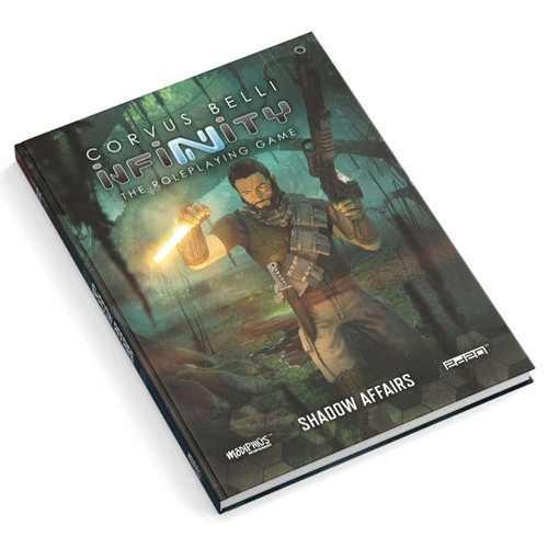 Miscellanous RPGs: Infinity RPG: Shadow Affairs Campaign