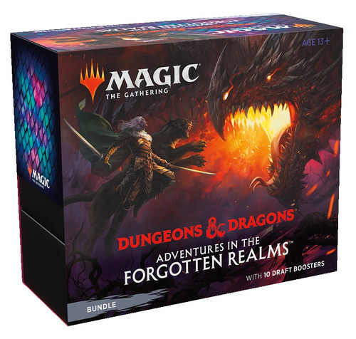 Magic The Gathering Sealed: Adventures in the Forgotten Realms - AFR Bundle