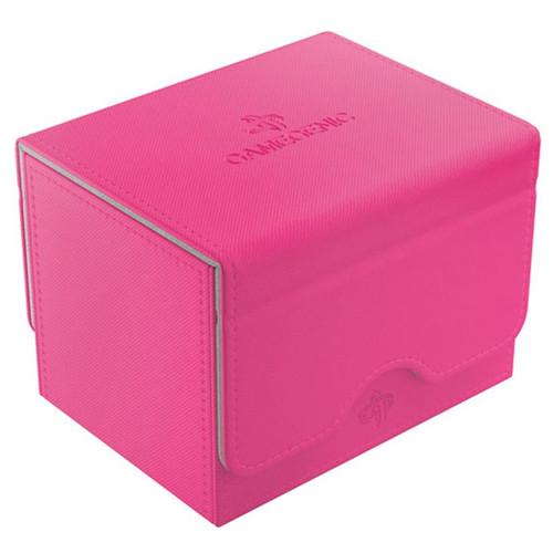 Deck Boxes: Premium Single Dboxes - Pink Sidekick 100+