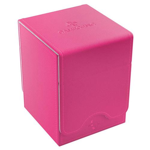 Deck Boxes: Premium Single Dboxes - Pink Squire 100+