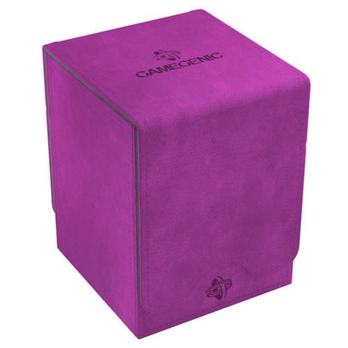 Deck Boxes: Premium Single Dboxes - Purple Squire 100+
