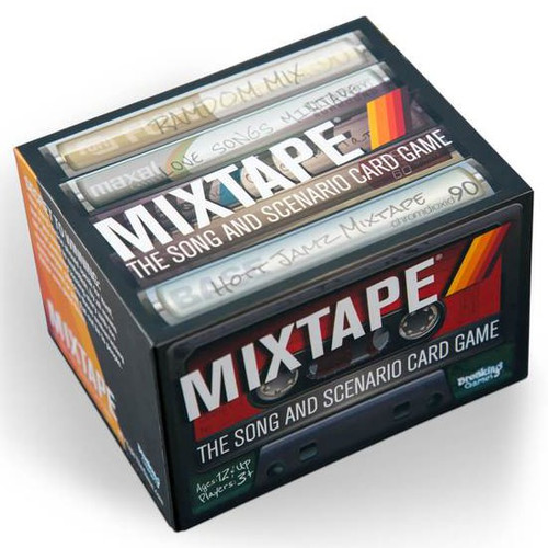 Card Games: MixTape