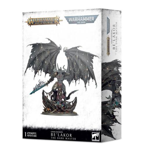 Warhammer: Age of Sigmar: Grand Alliance: Chaos - Be'Lakor, The Dark Master