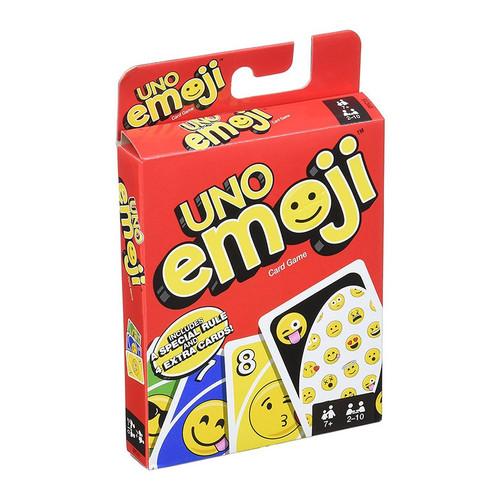 Card Games: UNO Emojis