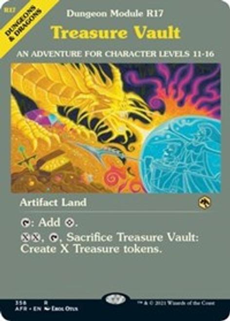 Treasure Vault (Dungeon Module) - Adventures in the Forgotten Realms
