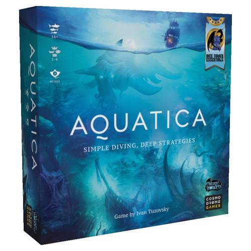 Board Games: Aquatica