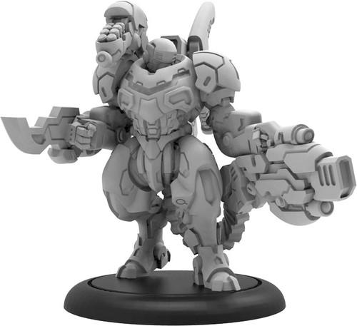 Warcaster: Neo-Mechanika: Iron Star Alliance - Paladin Siegebreaker Solo