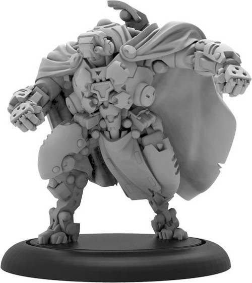Warcaster: Neo-Mechanika: Wild Cards - Corebus Hero Solo
