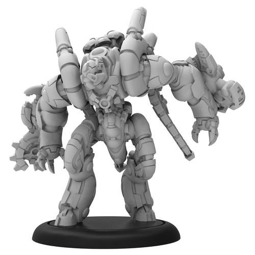 Warcaster: Neo-Mechanika: Empyrean - Sentinel B Variant Heavy Warjack