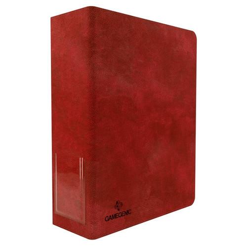 Card Binders: Red Prime Ring-Binder