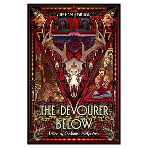 Arkham Horror: The Devourer Below (Novel)