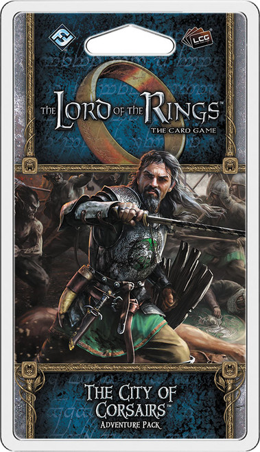 Card Games: Lord of the Rings - The City of Corsairs