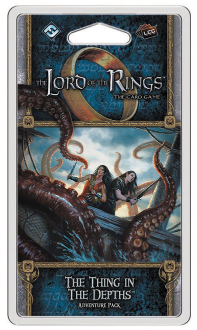 Card Games: Lord of the Rings - The Thing in the Depths