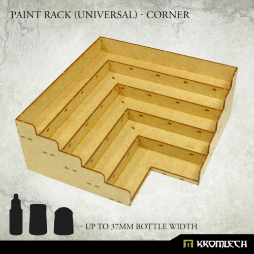 Tools: Accessories: Universal Paint Rack - Corner