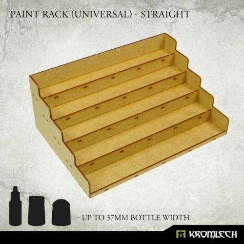 Tools: Accessories: Universal Paint Rack - Straight