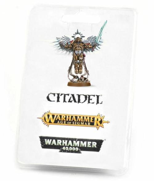 Warhammer 40K: Blood Angels - The Sanguinor, Exemplar of the Host