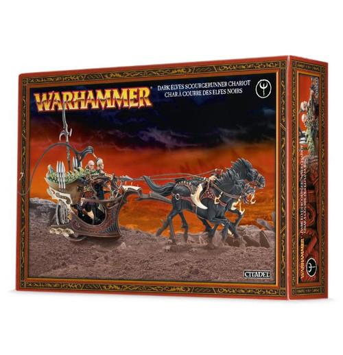 Warhammer: Age of Sigmar: Grand Alliance: Order - Cities of Sigmar Drakespawn/Scourgerunner Chariot