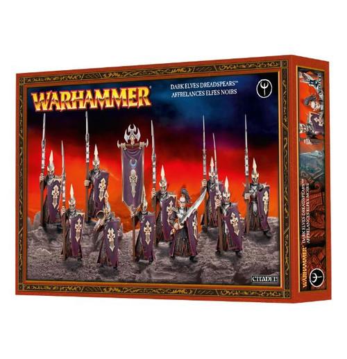 Warhammer: Age of Sigmar: Grand Alliance: Order - Cities of Sigmar Dreadspears/Darkshards/Bleakswords