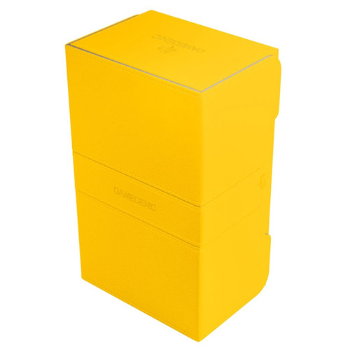 Deck Boxes: Premium Multi Dboxes - Yellow Stronghold 200+
