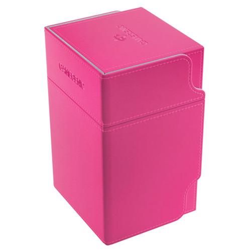 Deck Boxes: Premium Single Dboxes - Pink Watchtower 100+